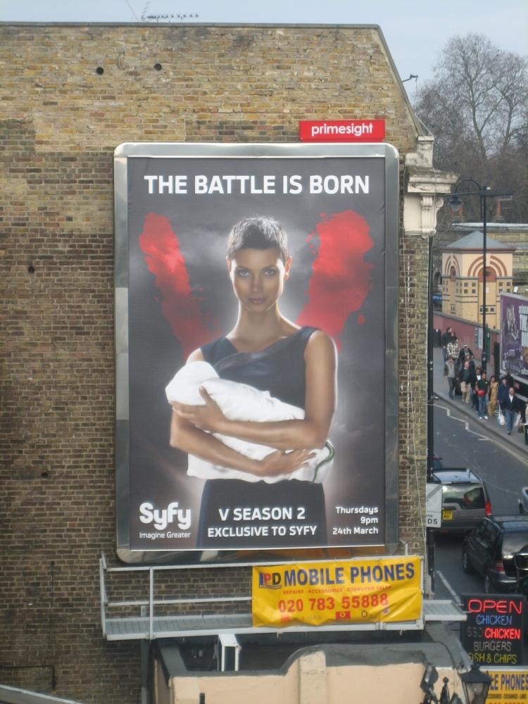 V Series 2 on SyFy