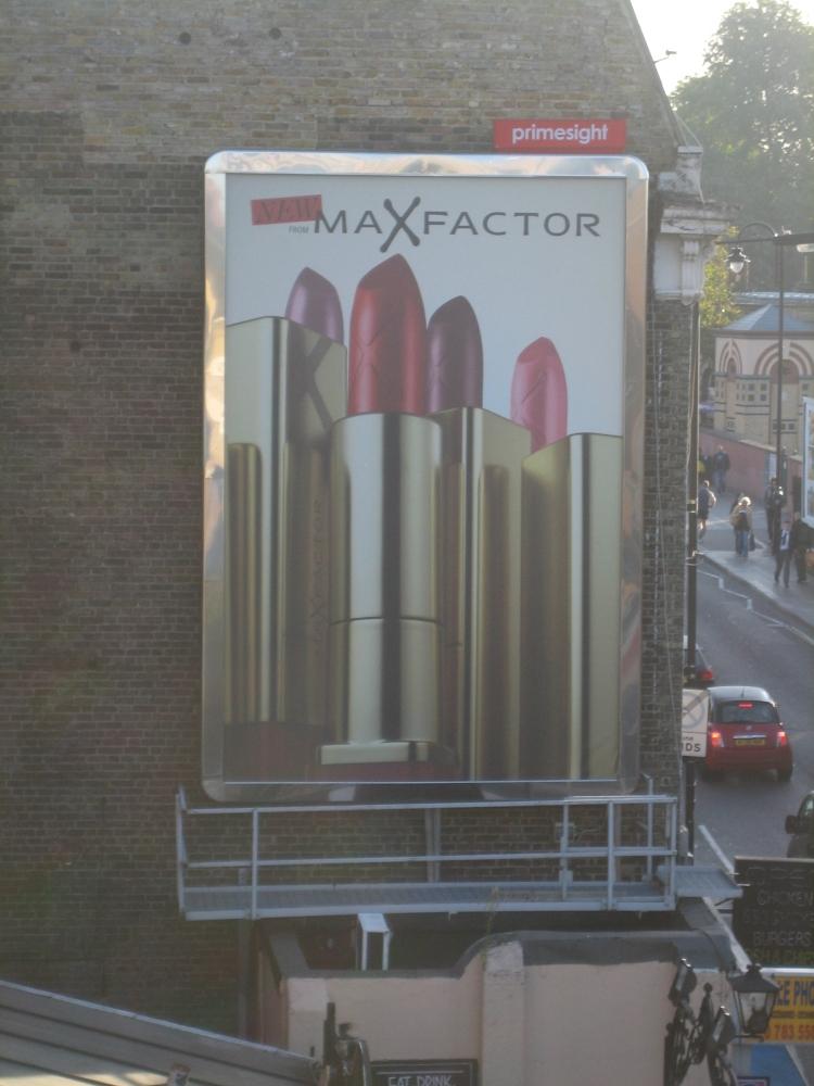 Max Factor (1/5)