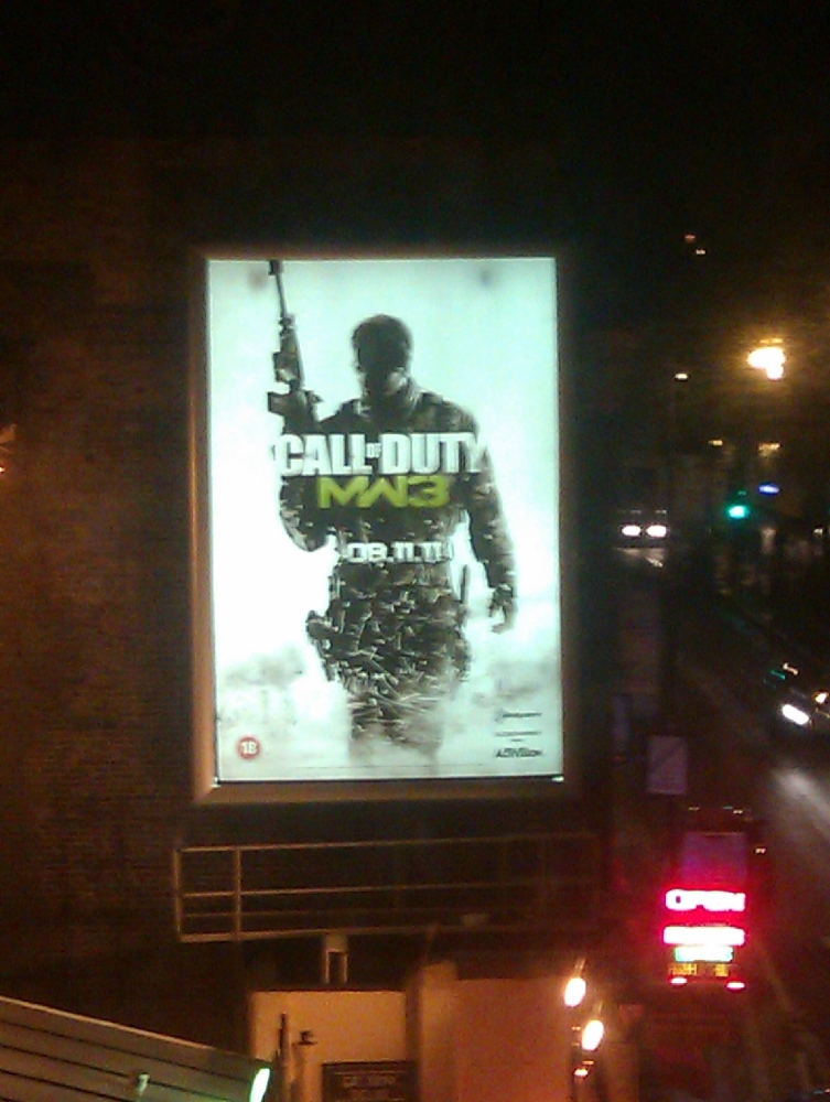 Call of Duty: Modern Warfare 3 (1/4)